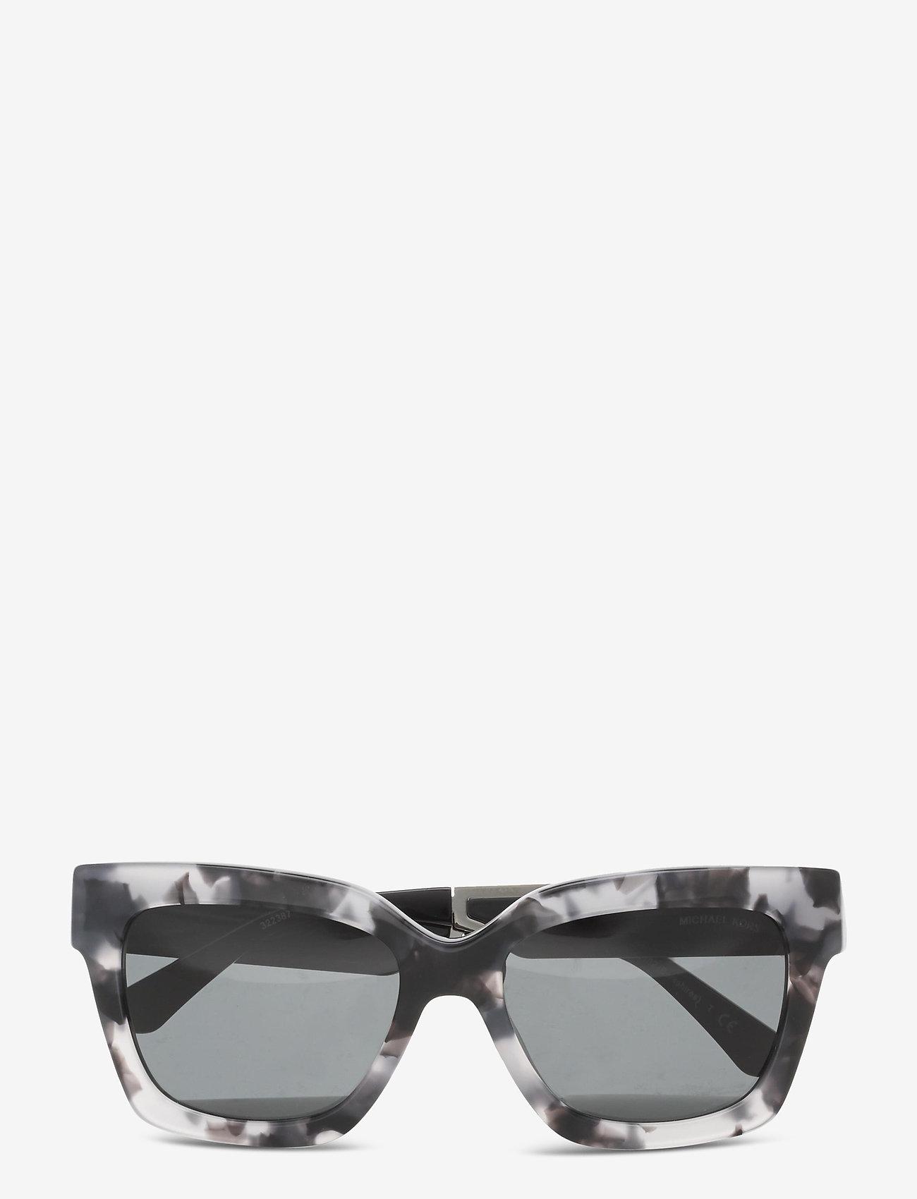 Michael Kors Sunglasses - Michael Kors Sunglasses - wayfarer - dark grey solid - 0