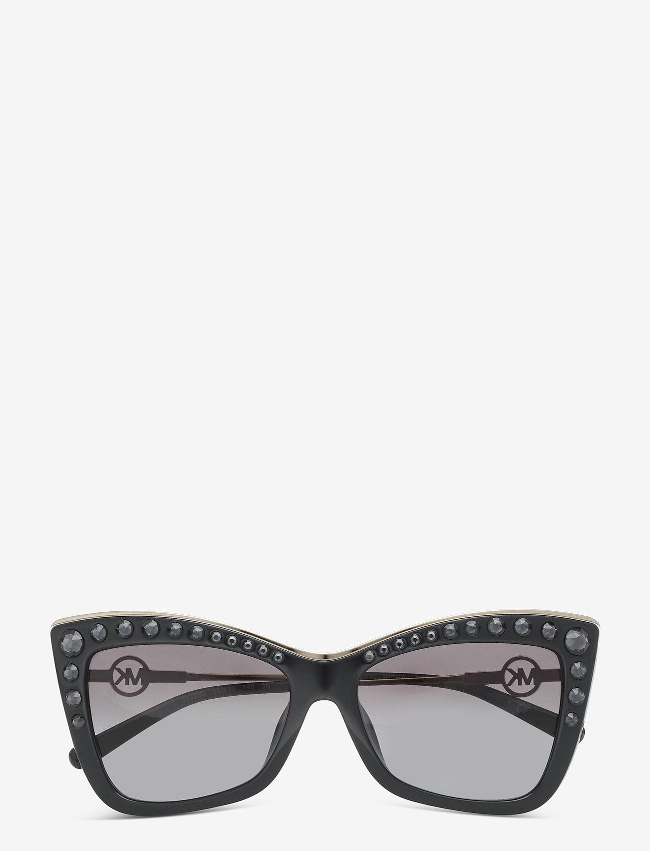 Michael Kors Sunglasses - HOLLYWOOD - wayfarer - dark grey gradient - 0