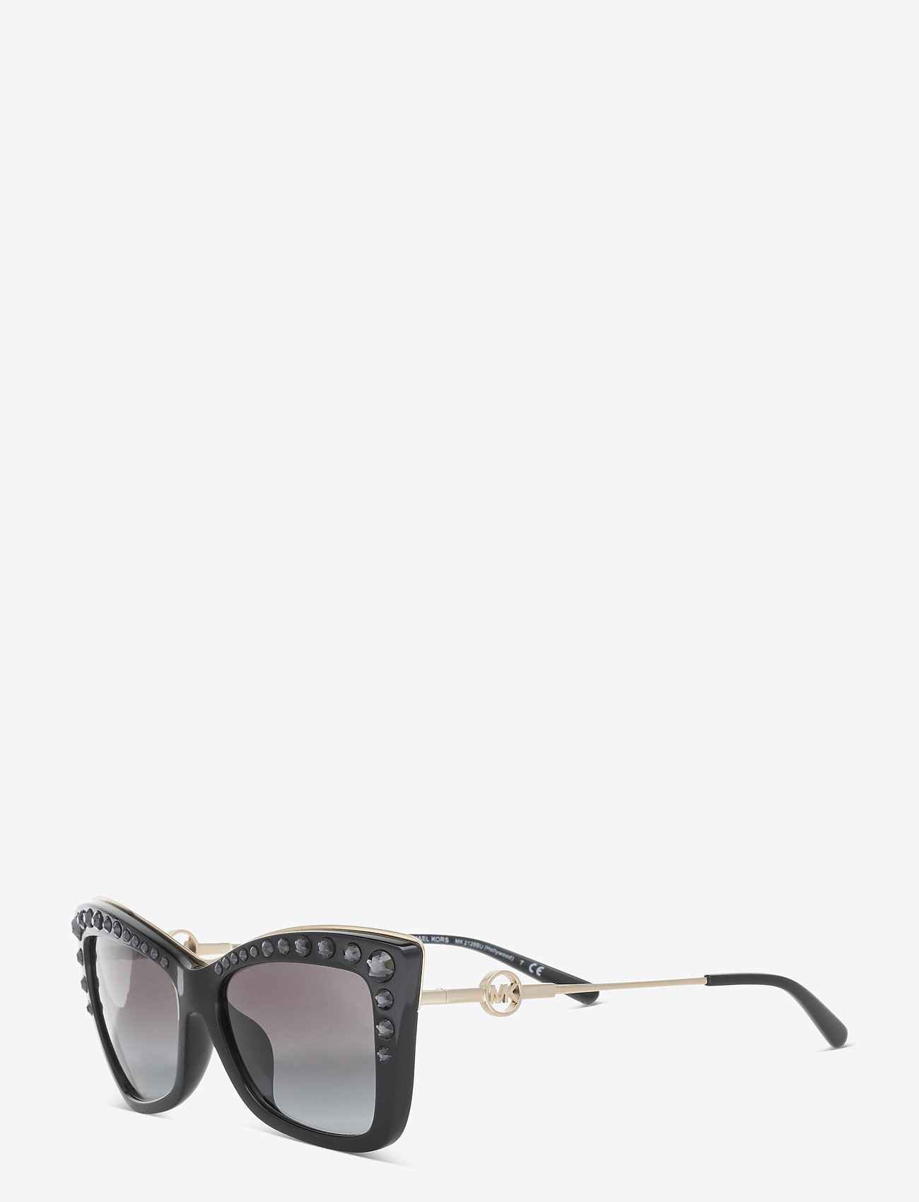 Michael Kors Sunglasses - HOLLYWOOD - wayfarer - dark grey gradient - 1