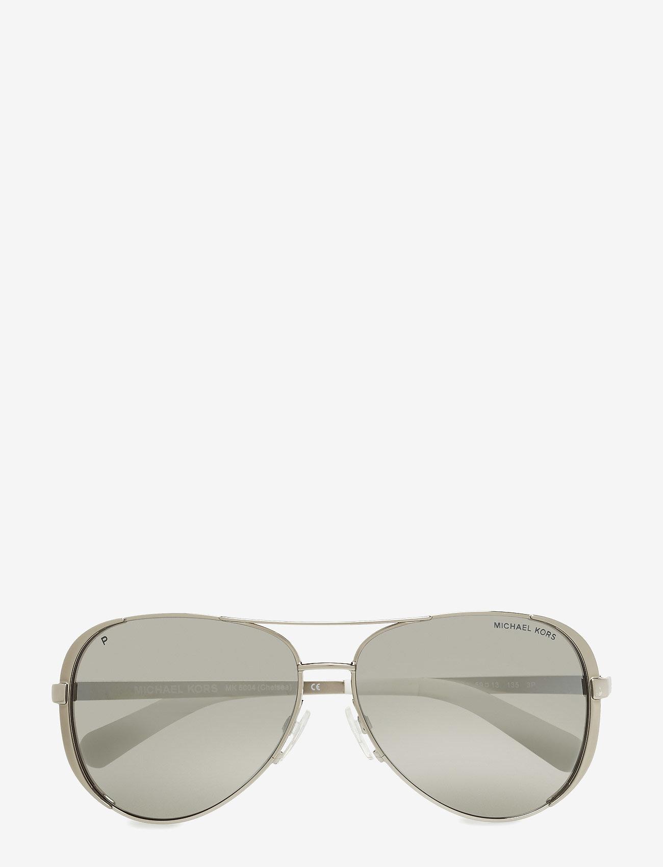 Michael Kors Sunglasses - CHELSEA - pilot - silver-tone - 0
