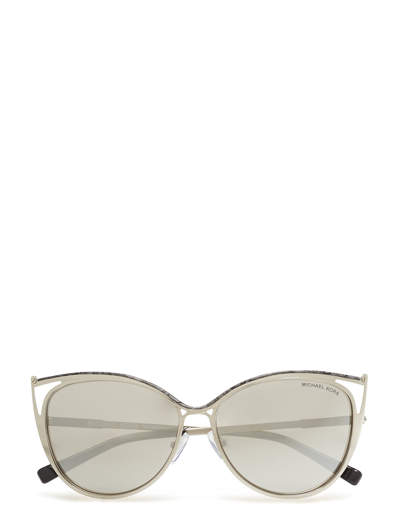 MICHAEL KORS Cat Eye Sonnenbrille Silber MICHAEL KORS SUNGLASSES