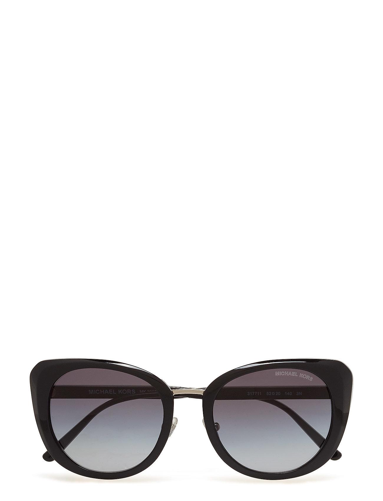 1a03a565196 Sort Michael Kors Lisbon solbriller for dame - Pashion.dk