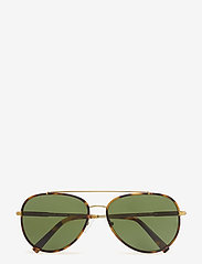 Michael Kors Sunglasses - Aviator - pilot - tokyo tortoise/gold-tone - 0