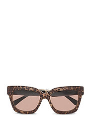 Michael Kors Sunglasses - BROWN SOLID