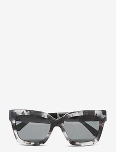 Michael Kors Sunglasses - wayfarer - dark grey solid