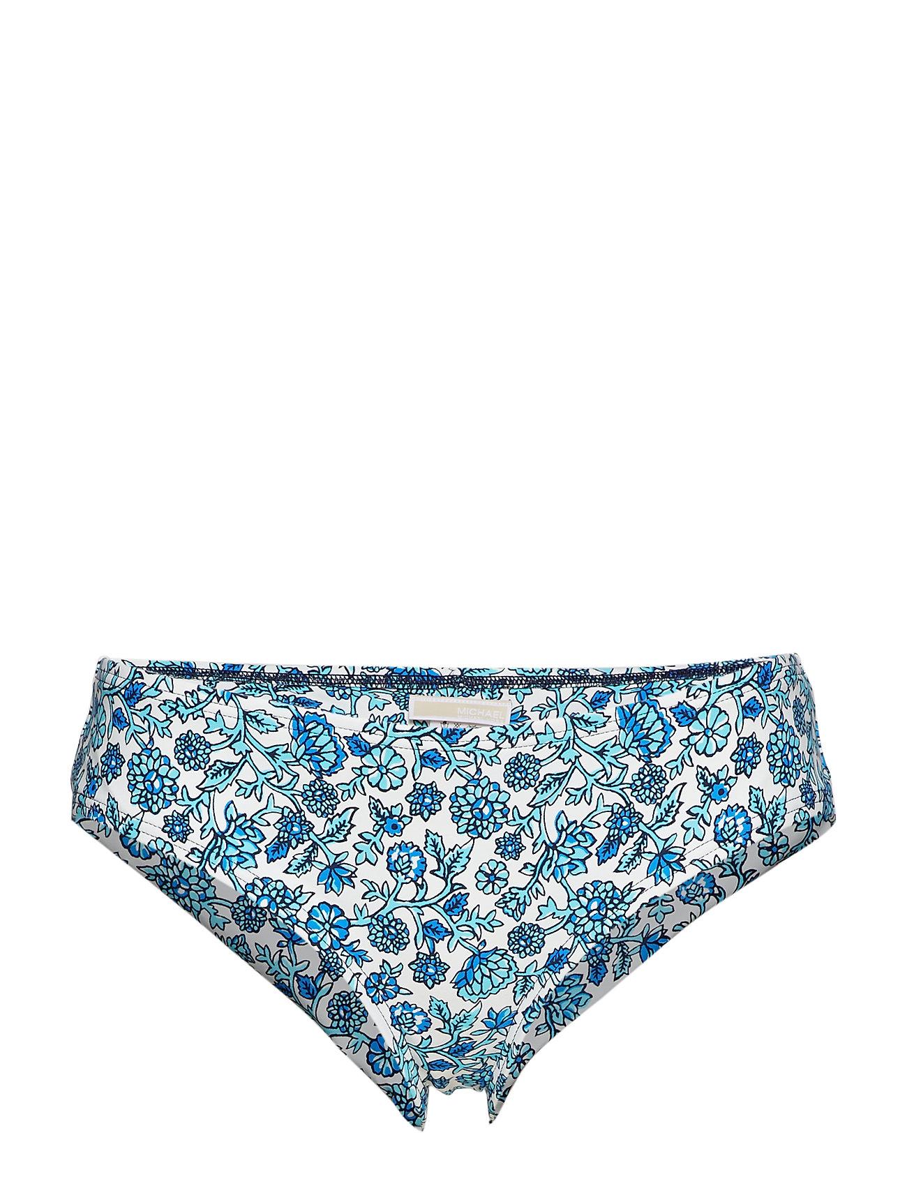 Michael Kors Swimwear SHIRRED BTM - RADIANT BLUE