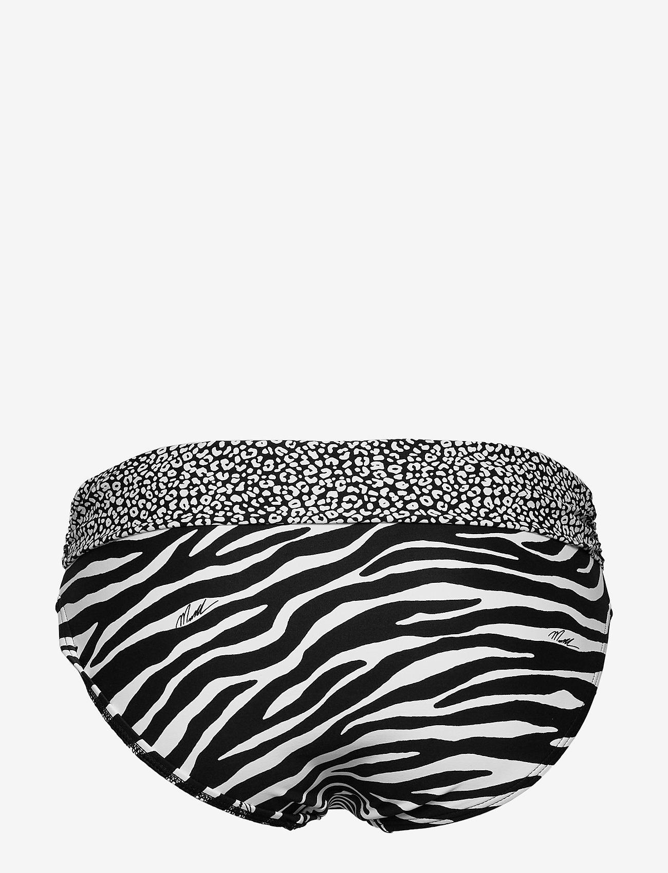 Fold Btm (Black Multi) - Michael Kors Swimwear Z5sz4Y