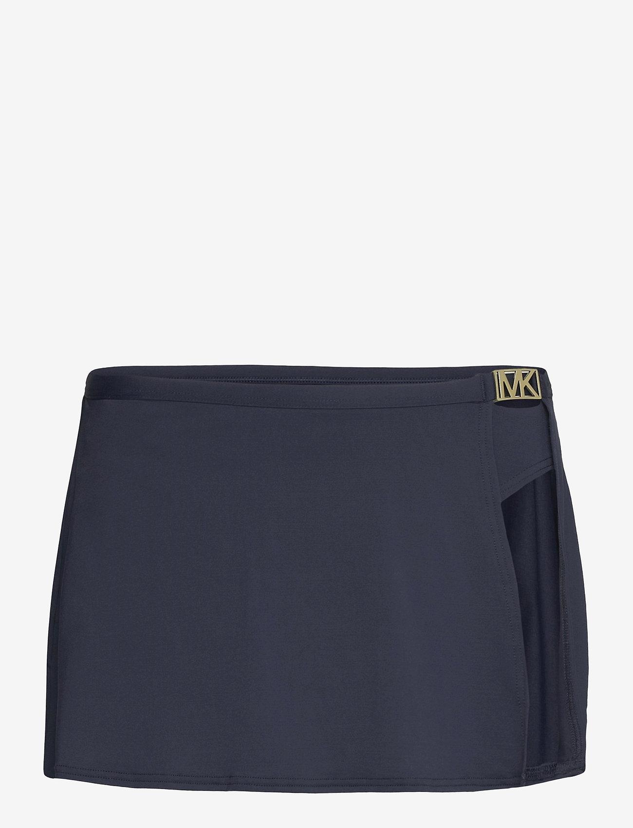 Michael Kors Swimwear - SKIRT BTM - bikinibroekjes - new navy - 0