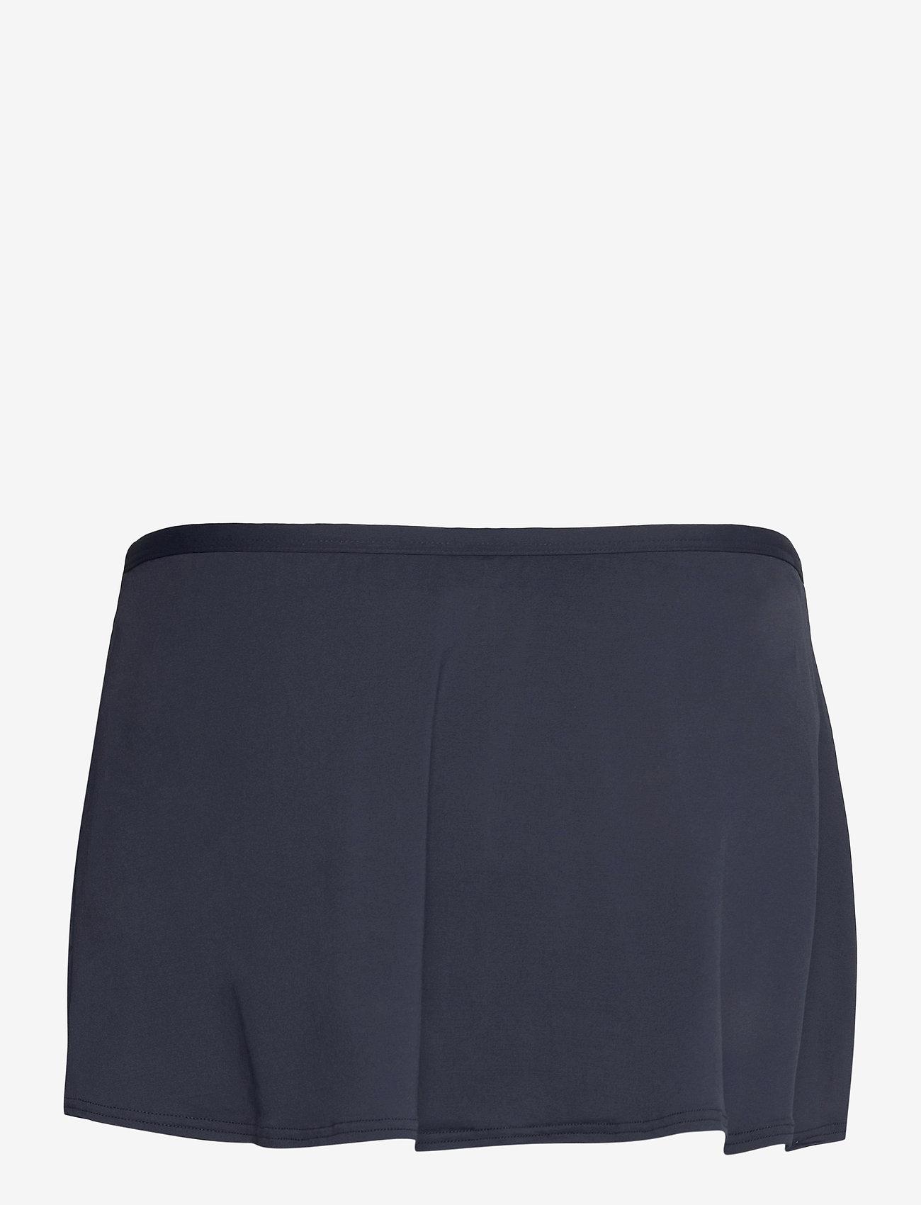 Michael Kors Swimwear - SKIRT BTM - bikinibroekjes - new navy - 1