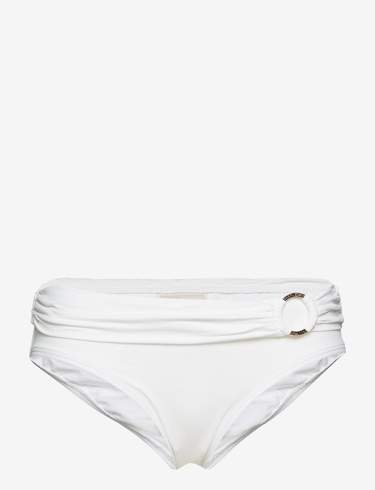 Michael Kors Swimwear - BIKINI BTM - bikinibroekjes - white - 1