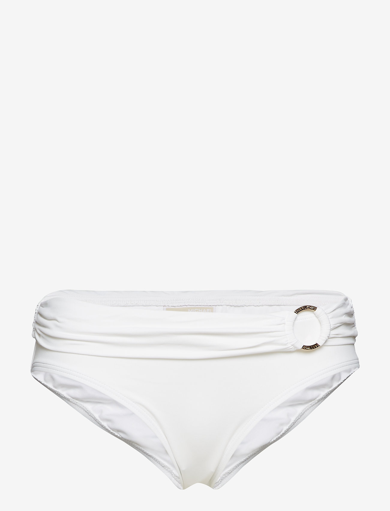 Michael Kors Swimwear - BIKINI BTM - bikinibroekjes - white - 0