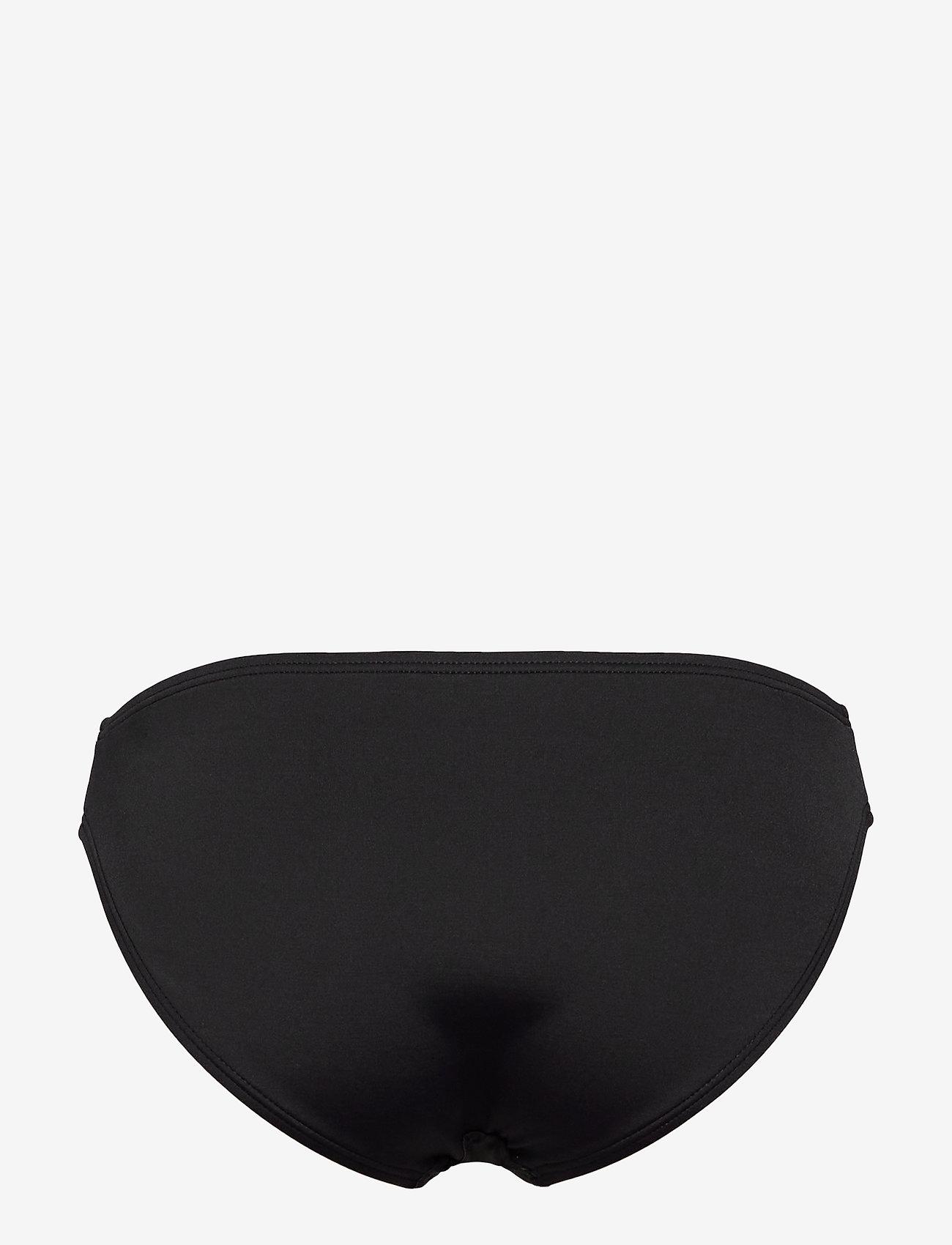 Michael Kors Swimwear - Iconic Solids Classic Bikini Bottom - bikinibroekjes - black - 1