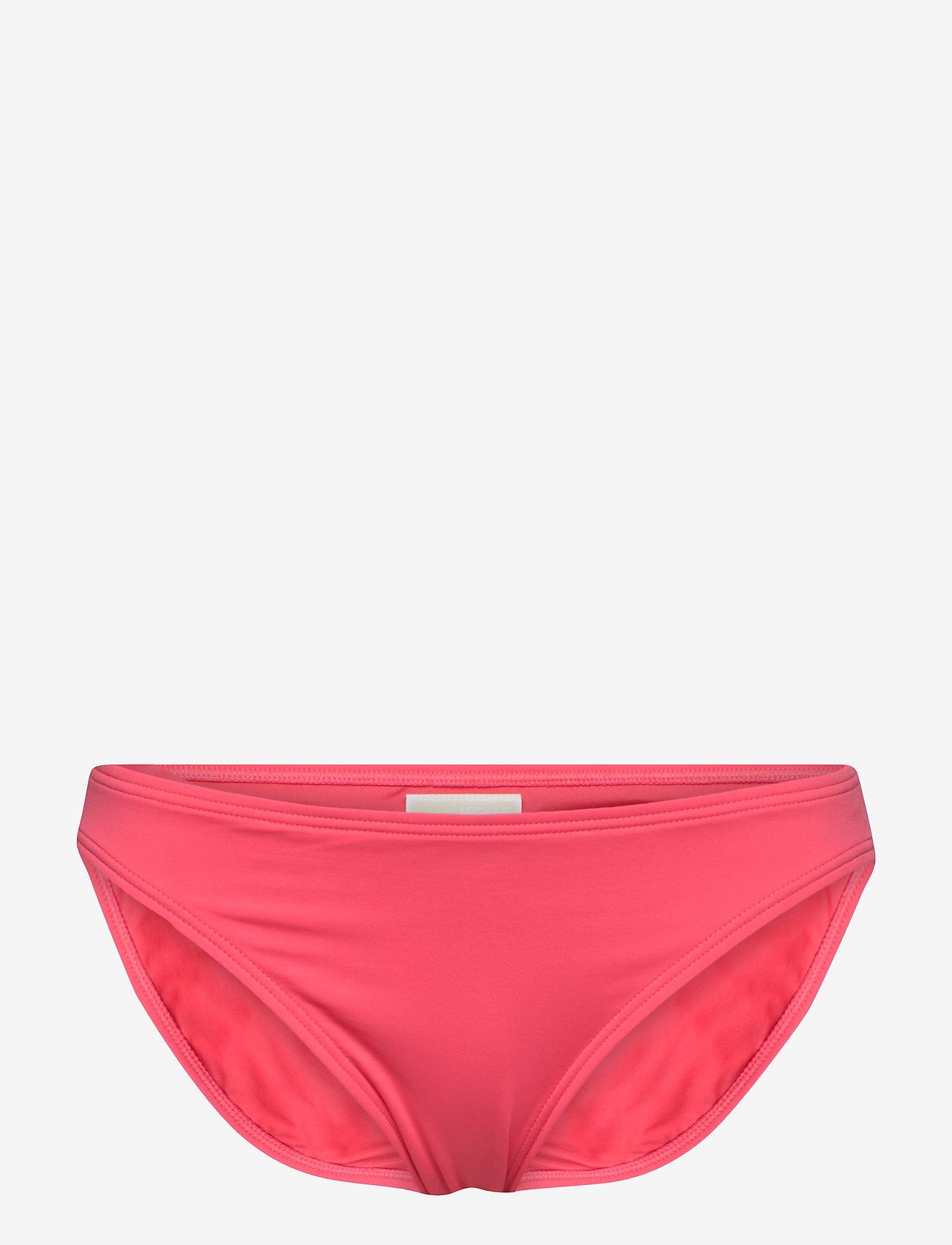 Michael Kors Swimwear - Iconic Solids Classic Bikini Bottom - bikinibroekjes - geranium - 0