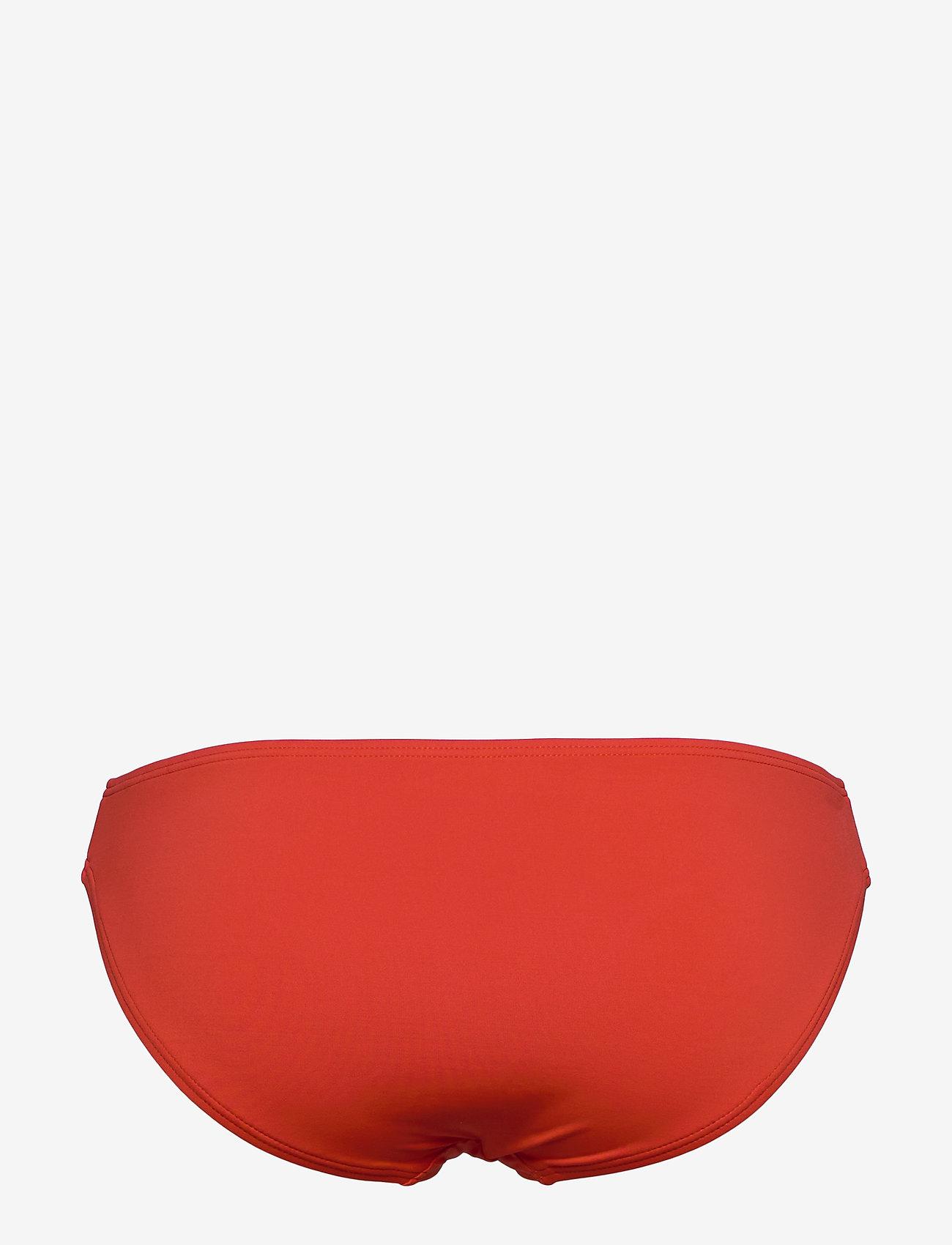 Michael Kors Swimwear - Iconic Solids Classic Bikini Bottom - bikinibroekjes - persimmon - 1