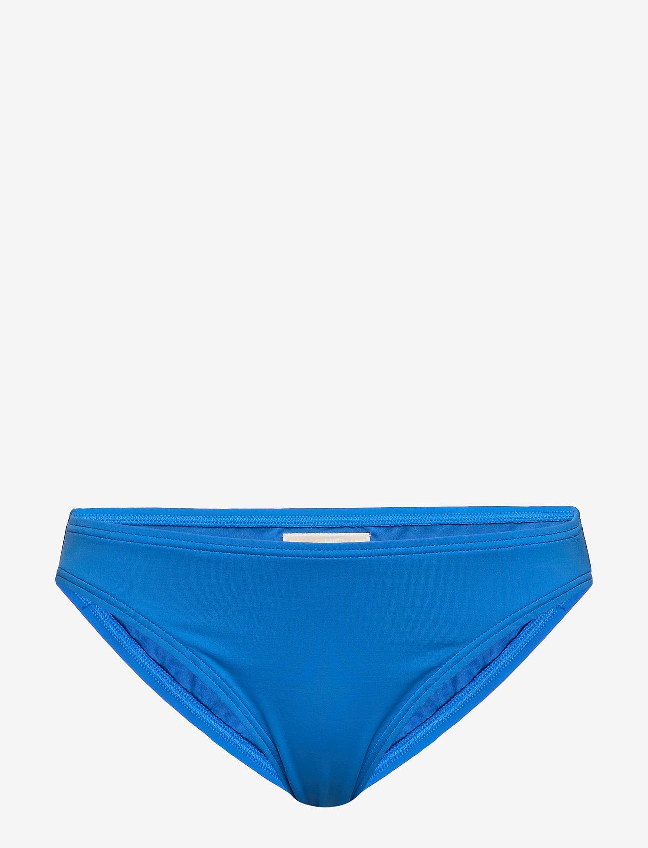Michael Kors Swimwear - Iconic Solids Classic Bikini Bottom - bikinibroekjes - vintage blue - 0