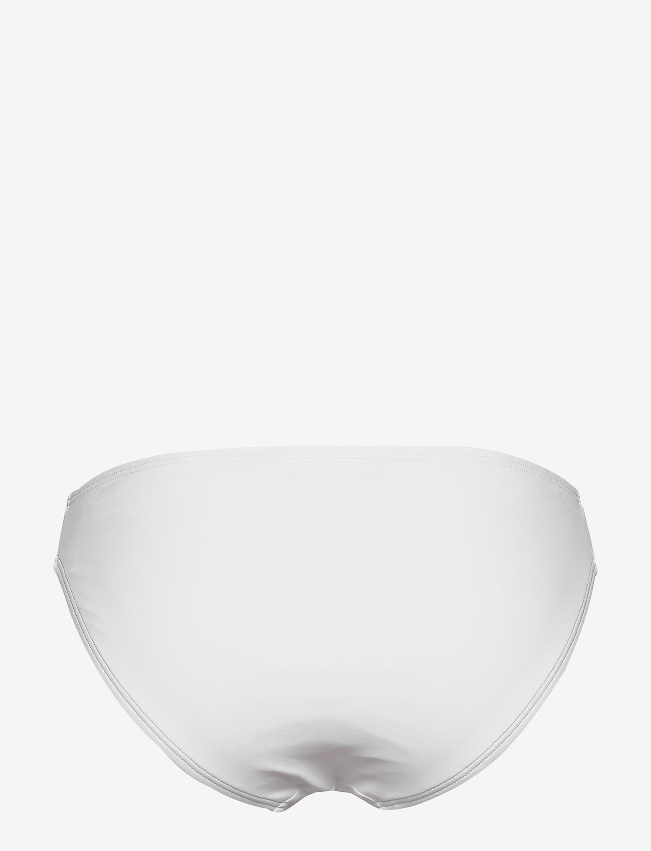 Michael Kors Swimwear - Iconic Solids Classic Bikini Bottom - bikinibroekjes - white - 1