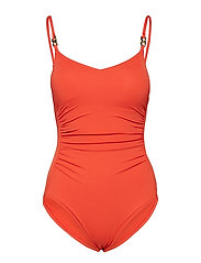 SWIMSUIT - TERRACOTTA