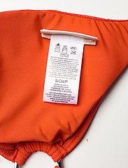 Michael Kors Swimwear - HALTER TOP - bikinitops - poppy - 2