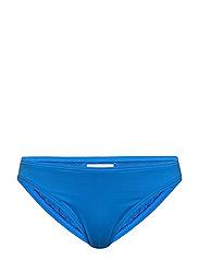 Iconic Solids Classic Bikini Bottom - VINTAGE BLUE