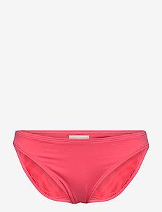 Iconic Solids Classic Bikini Bottom - bikinibroekjes - geranium
