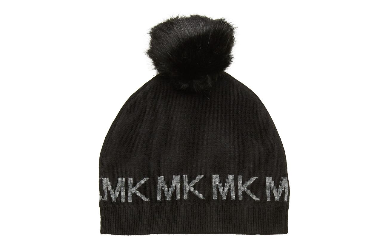 Michael Kors MK BEANIE - BLACK