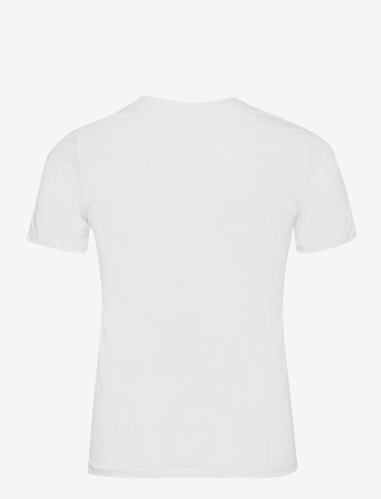 Michael Kors - ELV HT CHAIN LOGO T - t-shirts - white - 1