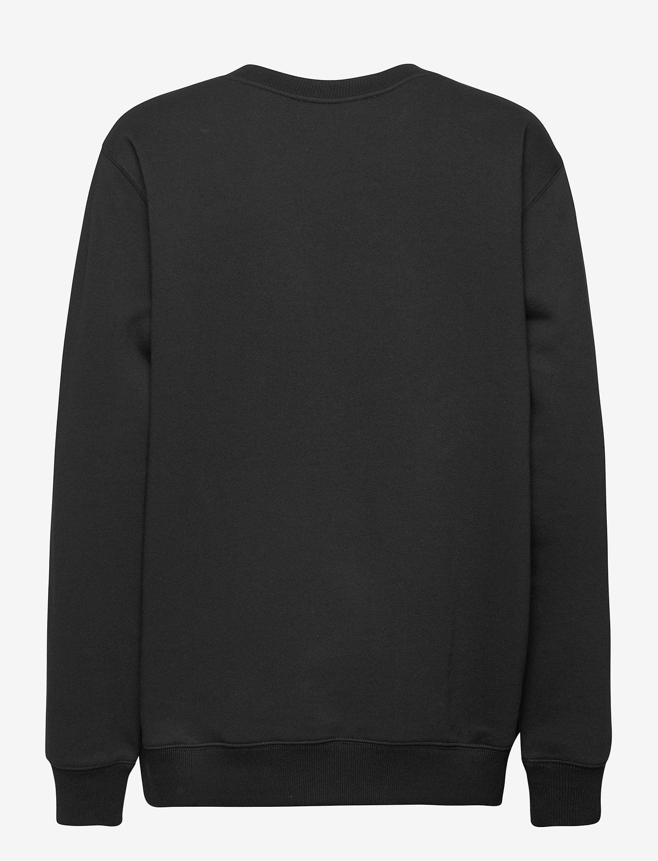 Michael Kors - UNISEX TONAL SWEATSHIRT - sweatshirts en hoodies - black - 1