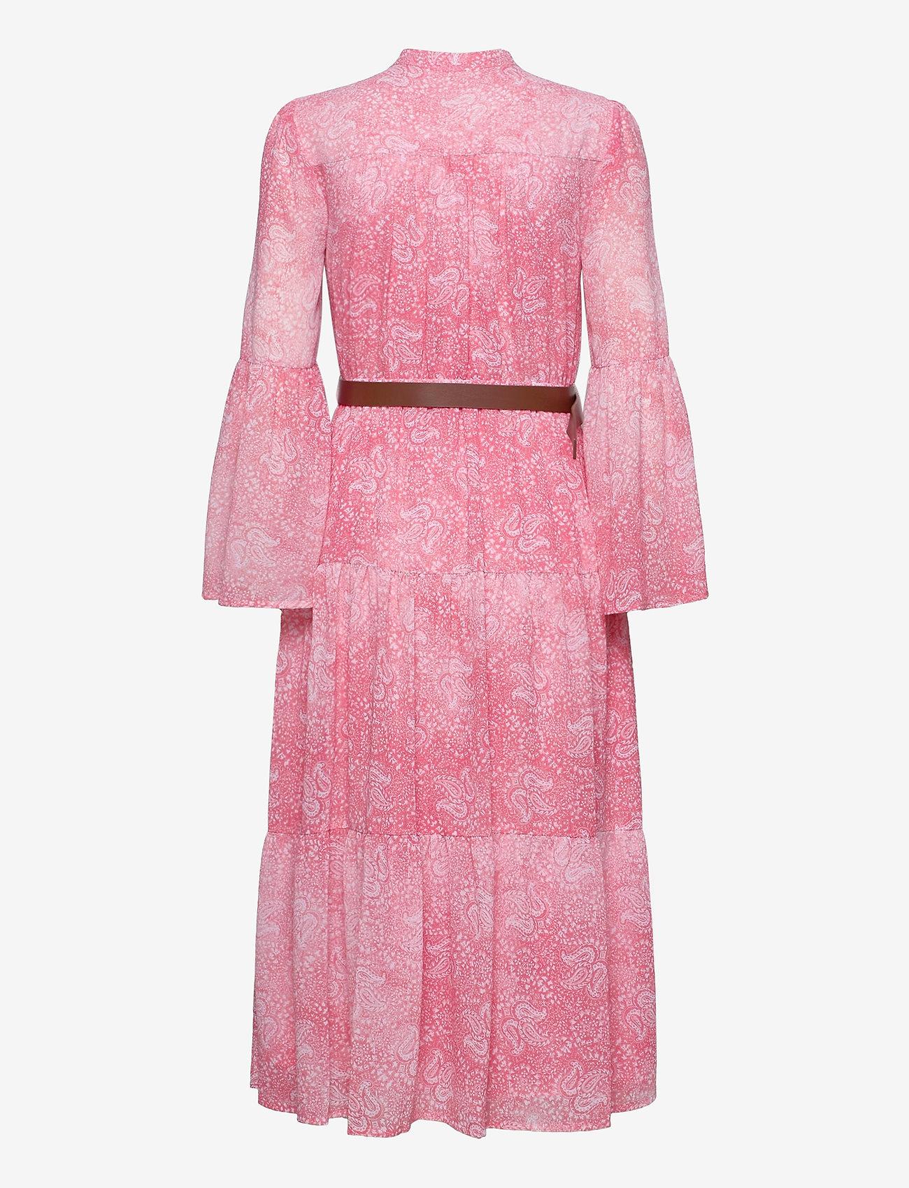 Michael Kors - SUNBLCHED MIDI DRESS - midi jurken - geranium - 1