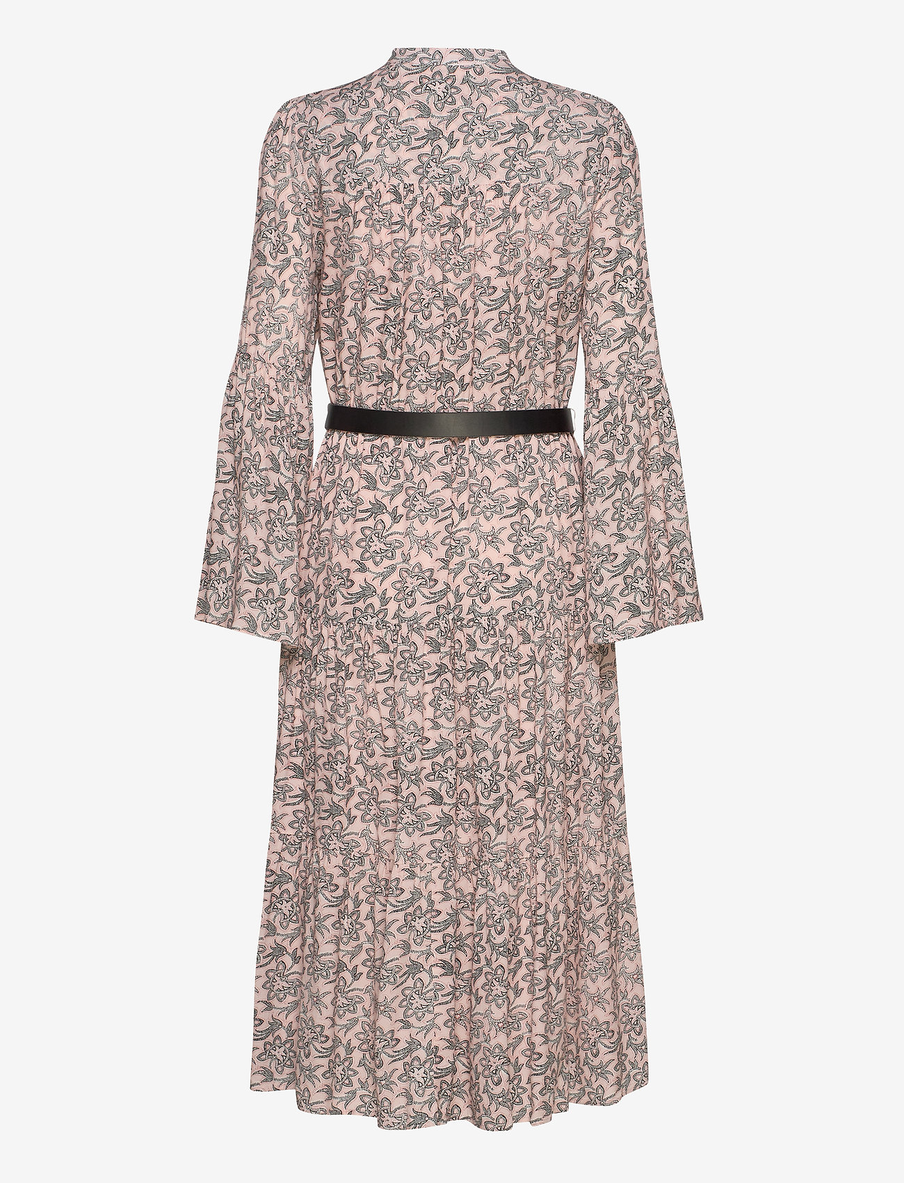 Michael Kors - LEAFY MEDL MIDI DRESS - alledaagse jurken - powder blush - 1