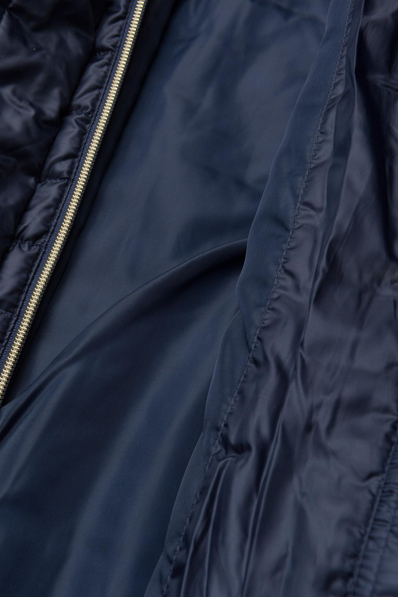 Michael Kors Belted Pckbl Puffr - Jackor & Kappor True Navy