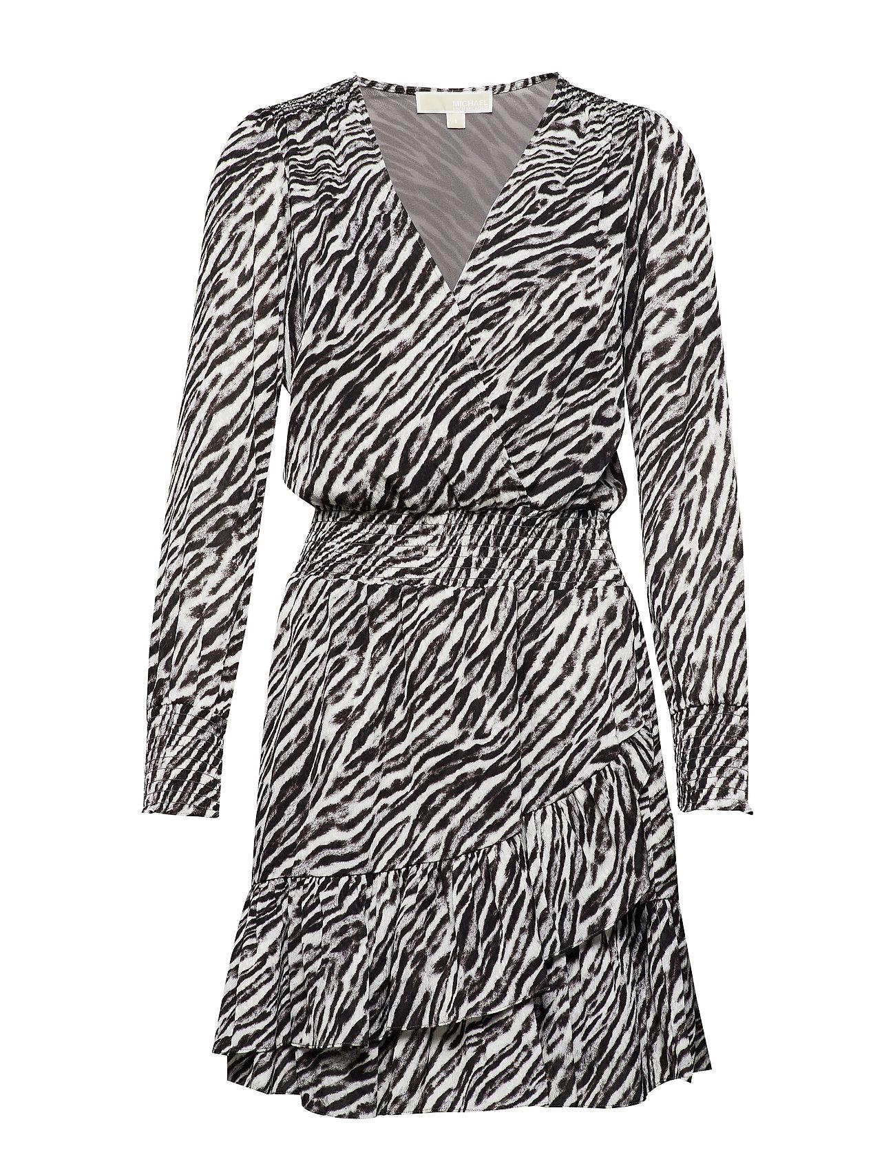 Michael Kors SAFARI RFL DRESS - GUNMETAL