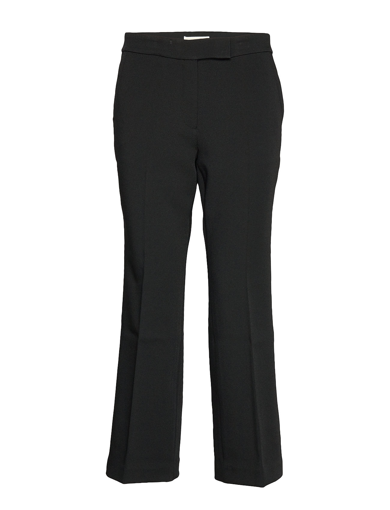 Michael Kors CROP KICK PANT - BLACK
