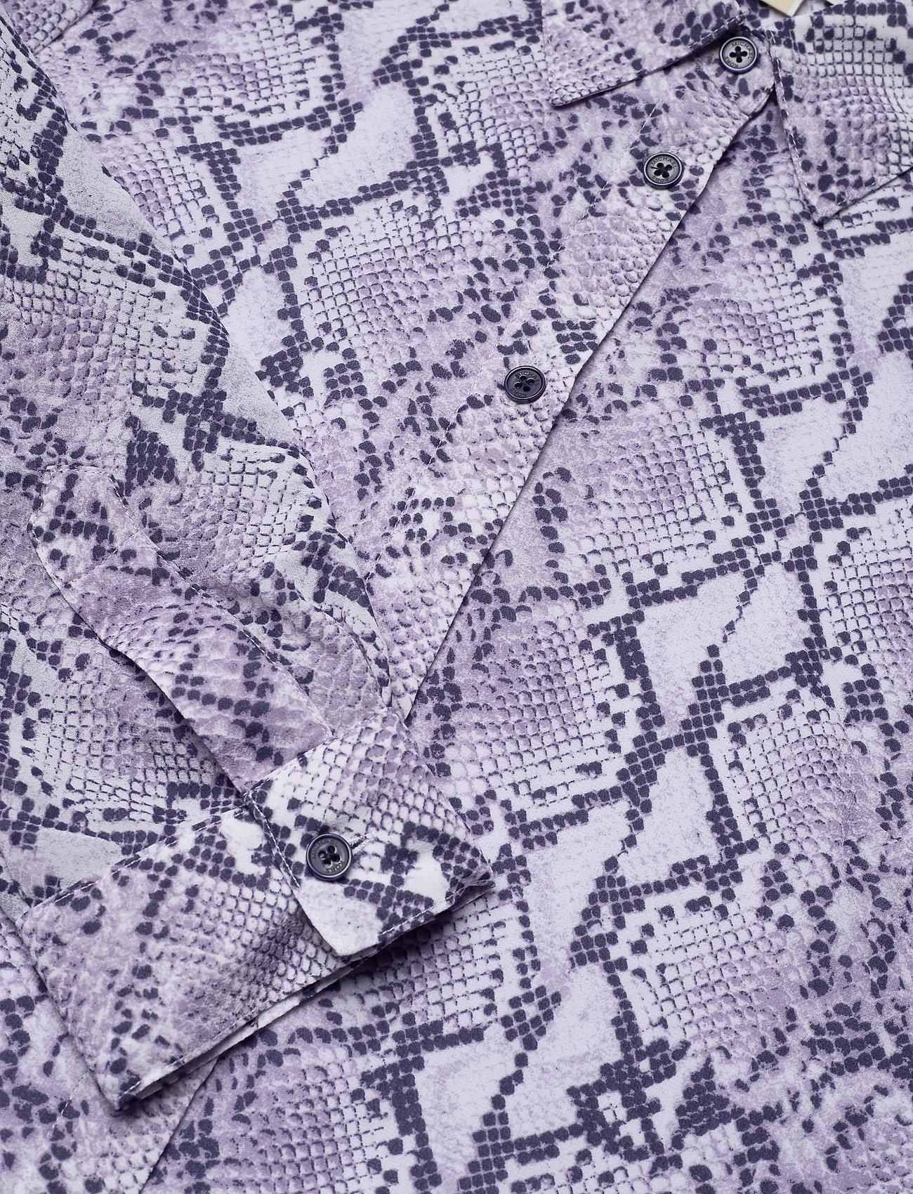 Michael Kors Coral Mosaic Shirt Dr - Klänningar Lavendermist