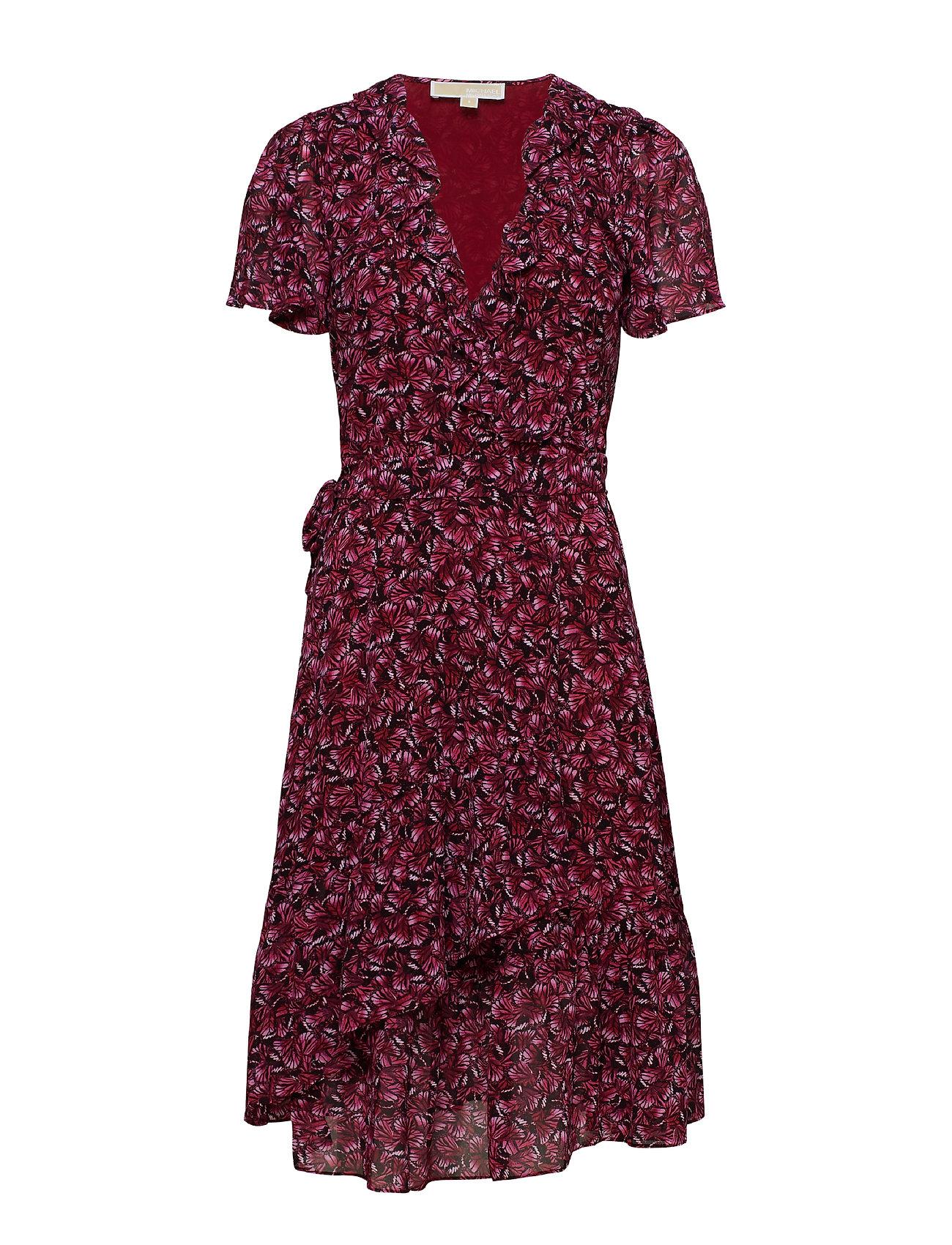 Image of Gd Papillom Wrap Dres (3140154803)