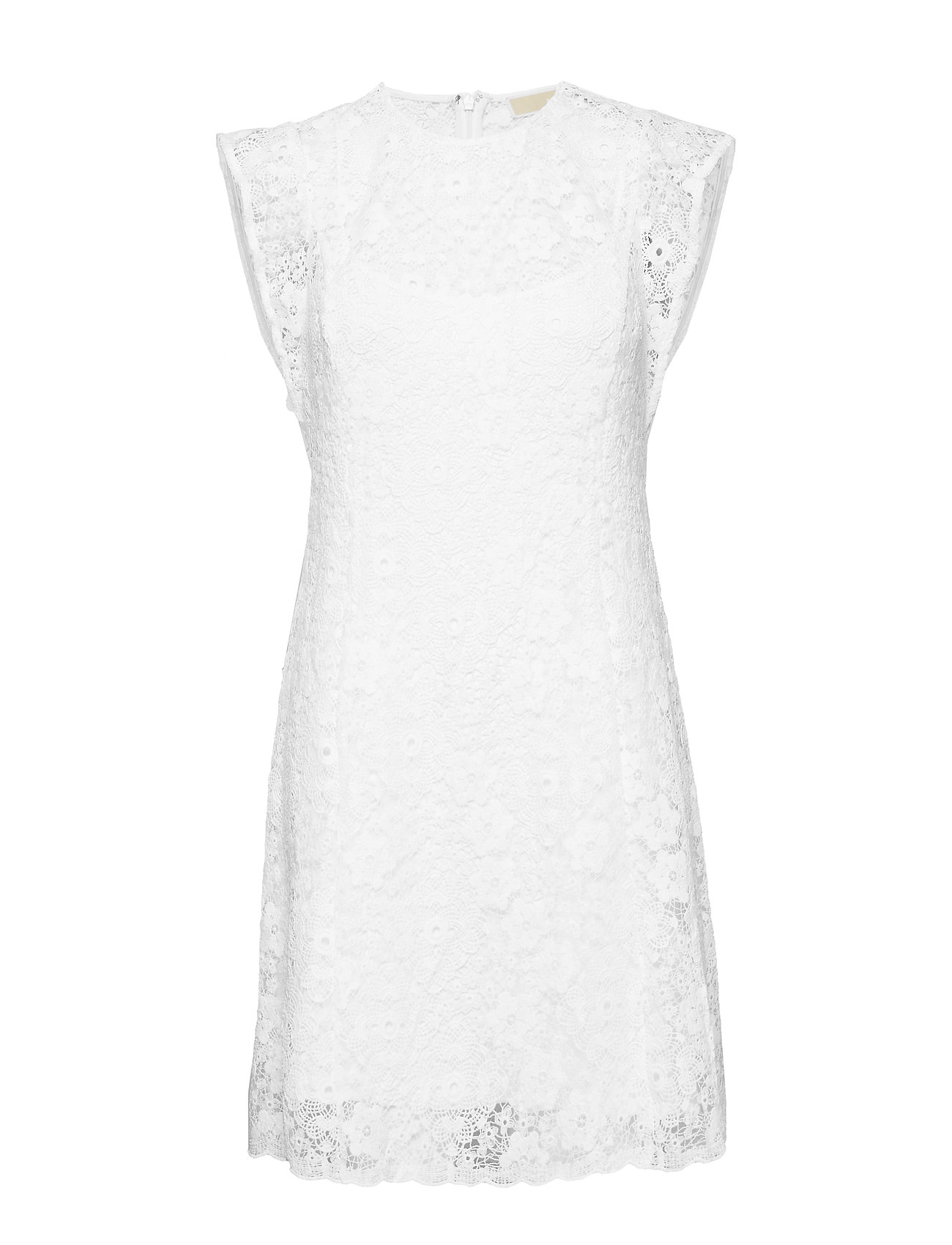 Ornate Kors Crochet DresswhiteMichael Crochet Ornate 4jRLA5