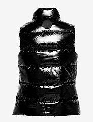 Michael Kors - SKI LOGO VEST PUFFER - vester - black - 5