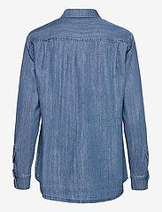 Michael Kors - CHAMBRAY BTN DN BF SHIRT - overhemden met lange mouwen - vtg cs wsh - 1