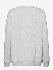 Michael Kors - UNISEX TONAL SWEATSHIRT - sweatshirts en hoodies - pearl hthr - 1
