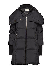 FASHION HEAVYDOWN PUFFER - BLACK