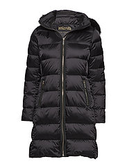 LONG HEAVYDOWN PUFFER - BLACK