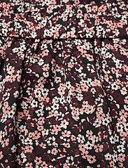 Michael Kors - DAINT BLOOM TIER SKT - korte rokken - dark ruby - 2