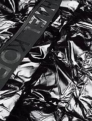 Michael Kors - SKI LOGO VEST PUFFER - vester - black - 4
