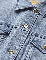 Michael Kors - FITTED DENIM JACKET - spijkerjassen - vtg cs wsh - 2