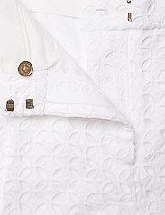 Michael Kors - EYELET PLEATED SHRT - shorts casual - white - 3