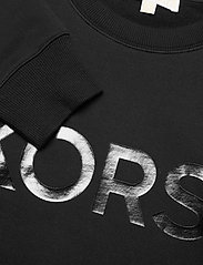 Michael Kors - UNISEX TONAL SWEATSHIRT - sweatshirts en hoodies - black - 2