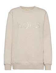 UNISEX TONAL SWEATSHIRT - DUNE HEATHER