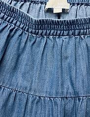 Michael Kors - CHAM TIERD MINI SKRT - jeansrokken - vtg cs wsh - 2