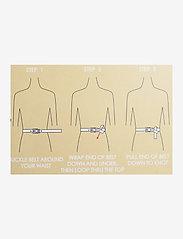 Michael Kors - ROPE STRIPES HEMP DS - zomerjurken - white - 2