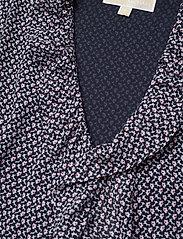 Michael Kors - MINI BICOLOR 60S FLRL DRS - alledaagse jurken - mdntbl multi - 2