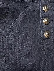 Michael Kors - CROPD KICK SAILOR JEAN - uitlopende jeans - indigo - 2